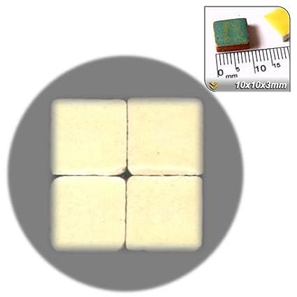 250 Pieces Mosaic-Minis 25//64 inch 10x10x3mm MXAL Random Mix All