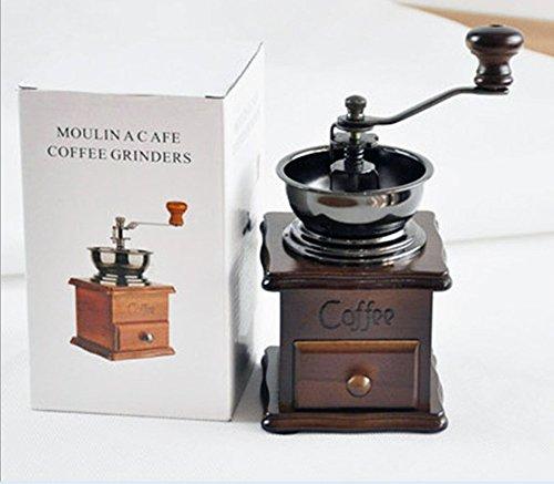 Vintage Manual Coffee Grinder (M2)