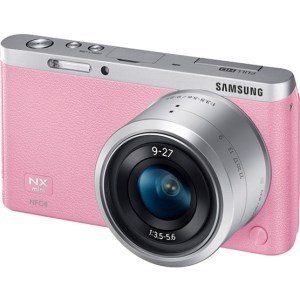 Samsung NX Mini Mirrorless Digital Camera with 9mm and 9-27m