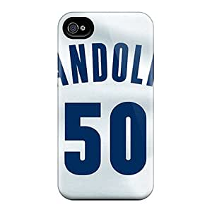 DOn6863WEuX Case Cover Player Jerseys Iphone 4/4s Protective Case