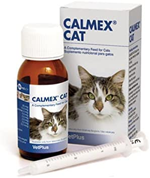 vetplus calmex gato 60 ml.: Amazon.es: Productos para mascotas