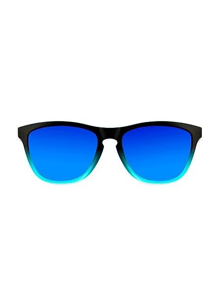 KOALA BAY - Gafas de Sol Palm Beach Bicolor Negro Azul ...