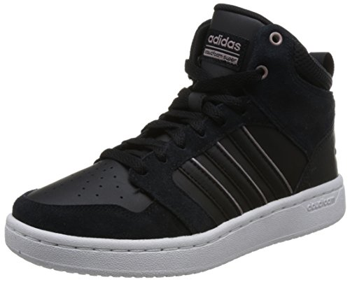 W Grmeva Noir 000 Adidas Chaussures Mid Femme Superhoops Fitness Cf negbas De Negbas 87q7ntP