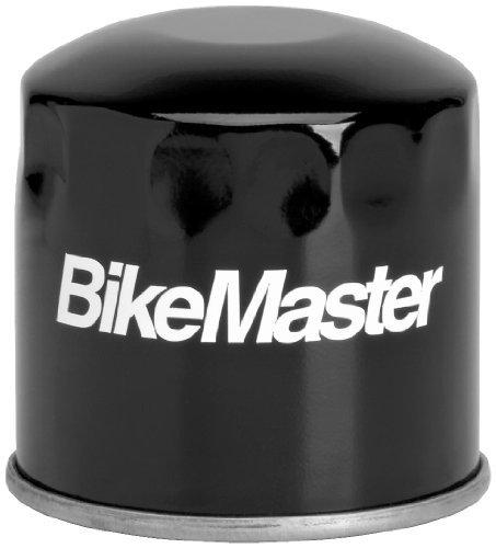 92-18 SUZUKI GSXR600: BikeMaster Oil Filter (BLACK)