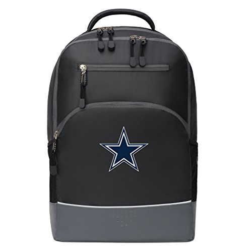The Northwest Company Officially Licensed NFL Dallas Cowboys Alliance Backpack, Black