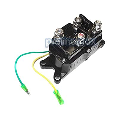 ATV Solenoid Relay Winch Winches Contractor UTV 12V Water Resistance