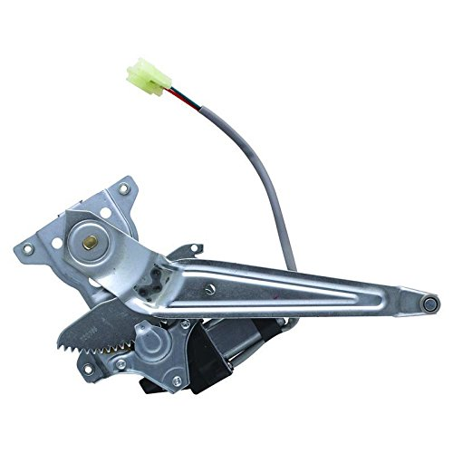 fits Pontiac Driver Side Rear with Power Window Motor Premier Gear PG-748-222 Window Regulator