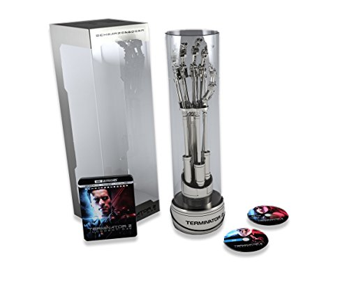 Terminator 2: Judgment Day Endoarm Collectors Edition 4K Ultra HD [Blu-ray + Digital HD] (T2 Pick)