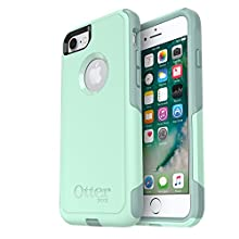 OtterBox COMMUTER SERIES Case for iPhone 8 & iPhone 7 (NOT Plus) - Frustration Free Packaging - OCEAN WAY (AQUA SAIL/AQUIFER)