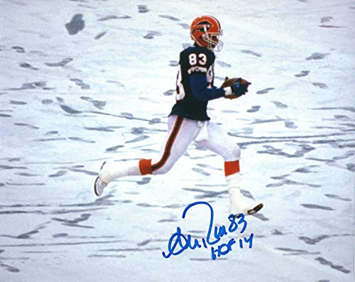 Autographed Andre Reed Buffalo Bills 8x10 photo - w/COA ()