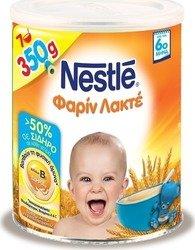 Nestle Variety Baby Farine Lactee, Riceflour , Fruit Cream, Biscuit cream