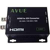 AVUE SDHT01 Standard HDMI To 3G-SDI/HD-SDI/SDI Video And Audio Converter