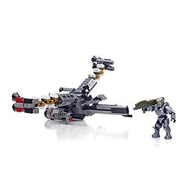 Mega Bloks Halo Booster Frame Building Set: Toys & Games