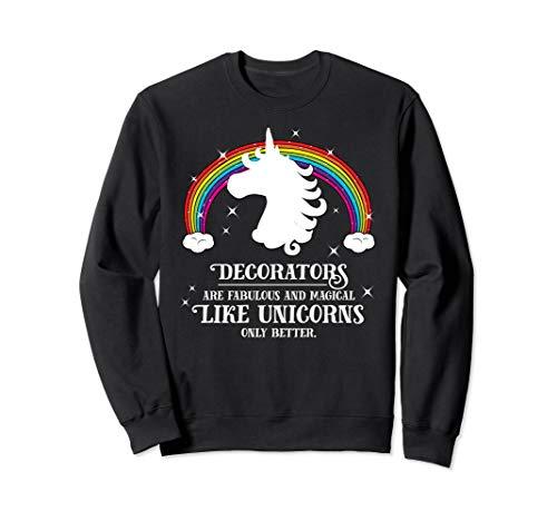 Decorators Fabulous Magical Like Unicorns Funny Rainbow -