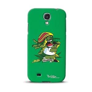 Diabloskinz D0098-0066-0052 Bong Marley - Carcasa impresa para Samsung Galaxy S4