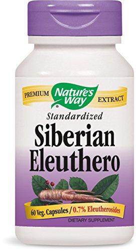 Nature's Way Eleuthero, Siberian, 60 Capsules Review