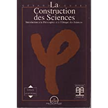 La construction des sciences