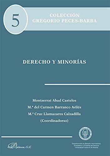 Descargar Libro Derecho Y Minorías Montserrat Abad Castelos