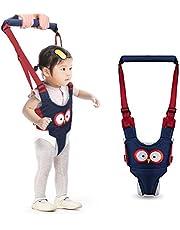 Baby promenadsele handhållen baby promenad, handhållen baby sele för promenader barn promenadhjälp promenad assistent bälte barn lärande promenad stöd hjälp tränare verktyg