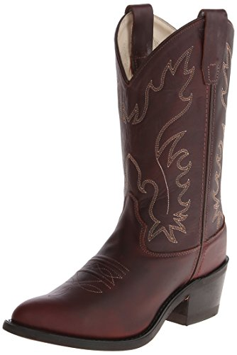 Oiled West 3119 Boot Rust Girls' Old Cowboy Toddler Brown w07UxqndAX