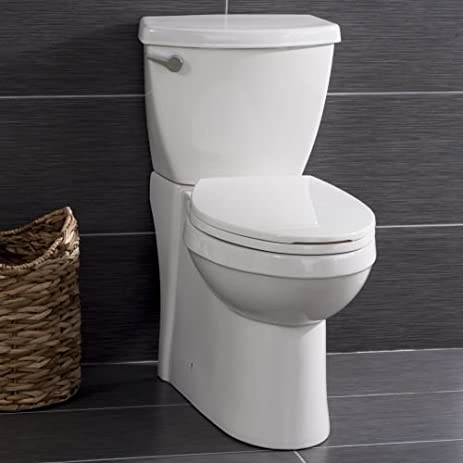 Miseno MNO490C Two-Piece Toilet with Chair Height Elongated Bowl and ...
