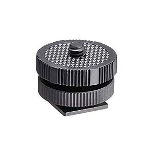 Zoom HS-1 - Paquete de montaje para cámaras DSLR (compatible con Zoom Handy Recorder) negro