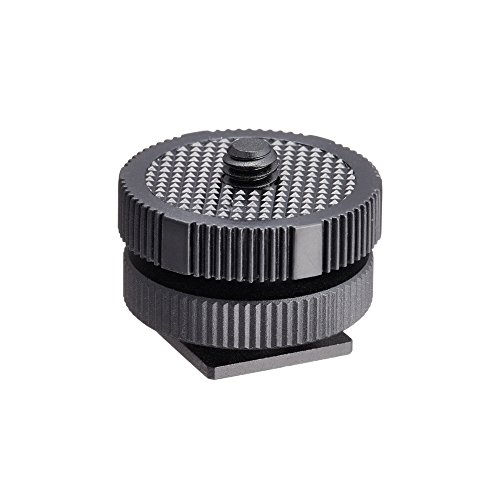 Zoom HS1 Hot Shoe to 1/4-Inch Adapter (International Version - No Warranty)
