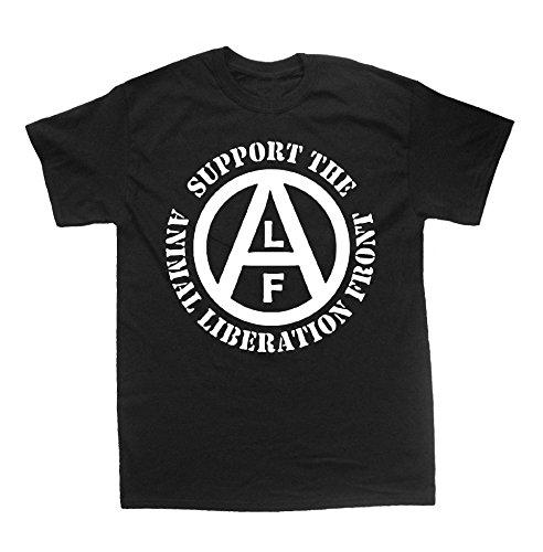 Animal Liberation Front (ALF) Shirt (Small)