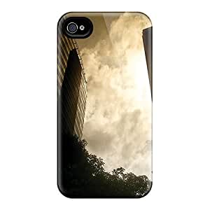 Waterdrop Snap-on La Sky Scrapers Cases For Iphone 6