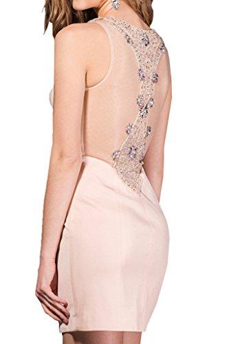 Missdressy - Vestido - Estuche - para mujer rosa 40