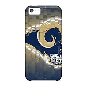 Case Cover St. Louis Rams/ Fashionable Case For Iphone 5c