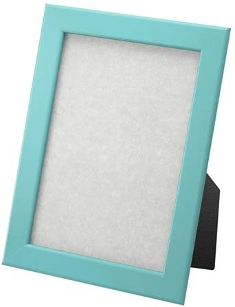 Ikea fiskbo cadre en bleu; 13x18cm cadre photo cadre photo