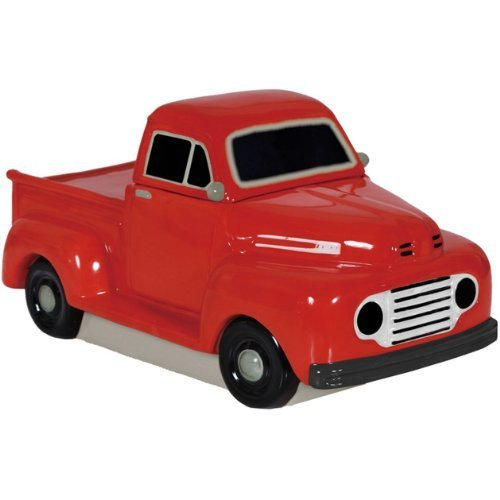 Westland Giftware Ceramic Ford F-1 1940's Truck Cookie Jar, 5.5-Inch by Westland Giftware