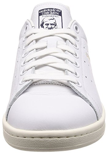 Scarpe Bianco tinnob Low ftwbla 000 Smith Adidas top Unisex Adulto Stan ftwbla vZqExwwO0