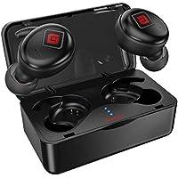 Geekee In-Ear Deep Bass IPX5 Waterproof Low Latency Instant Pairing Bluetooth Gaming Headphones