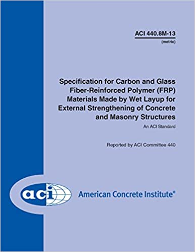 ACI 440.8M-13: Specification for Carbon and Glass