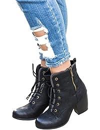 fbcb045ec81 Amazon.com: Qupid - Boots / Shoes: Clothing, Shoes & Jewelry