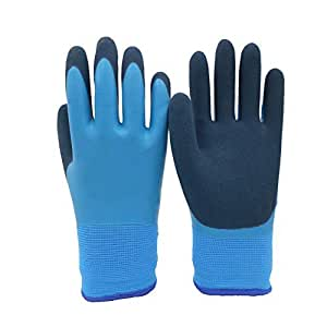 Double Coating Superior Grip Water-Proof Winter Gloves