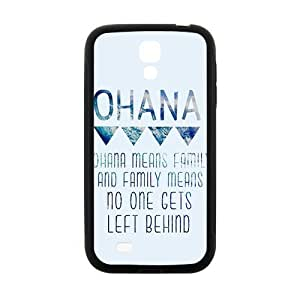 ohana means family Phone Case for Samsung Galaxy S4 Case