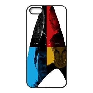 Customised Phone Case Star Trek For iPhone 5, 5S Q5A2113107