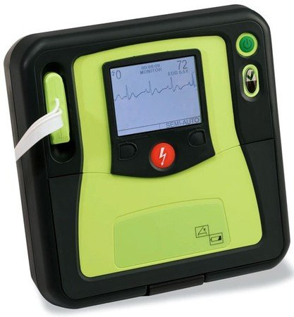 ZOLL Medical Corp. 7777-0802-01  AED Plus® 5.1 Application Software Upgrade Peformed by ZOLL Technical Service. Upgrades AED Plus® to the latest level of software allowing the AED Plus® to recognize Pedi Padz II and perform pediatric rescue. For units manufactured pre-April 5th 2004 that do not have software version 5.1 or high