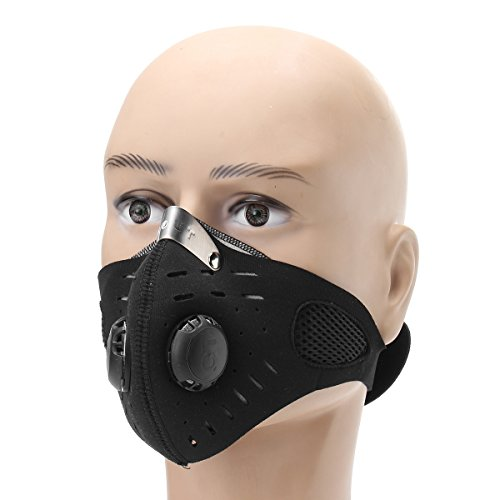 Stainless Half Face Mask Respirator Masks Gas Dust for sale  Delivered anywhere in USA
