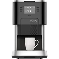 Flavia Creation 500 blends stylish design with enhanced drink and menu display options making it easier than ever to create and enjoy the perfect brew. High-performance workplace brewer is designed especially with the needs of large offices a...