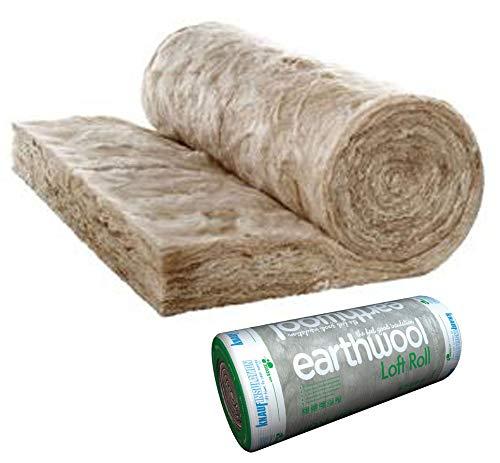 Knauf Insulation Earthwool Loft 170 Millimetre (8.01m2 Per Roll) (1)