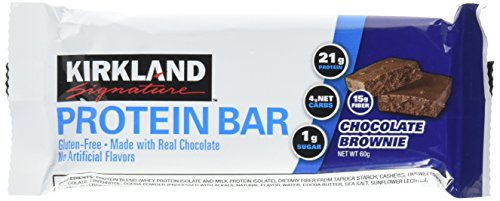 Kirkland Signature Protein Bar Energy Variety Pack  20 Count