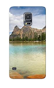 Exultantor High Quality Shock Absorbing Case For Galaxy S5-opabin Terrace Pools