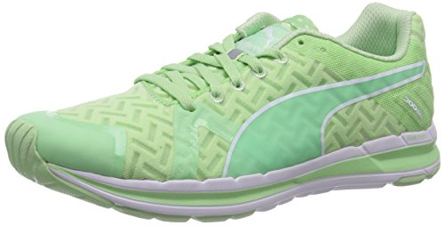 S Faas Chaussures De 300 V2 patina Femme Green Green Grün Puma 01 Pwrcool patina white Wn's Vert Course UqYxdEYw0