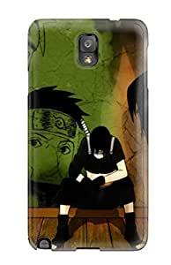 New Style Hot Design Premium Hard Case Cover Galaxy Note 3 Protection Case(naruto) 2756706K15315162