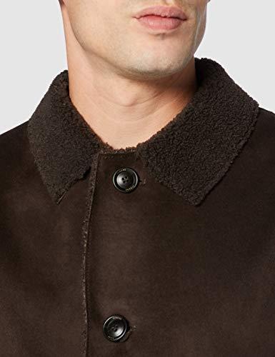 Cinque Cishearling Manteau de mélange de laine Homme