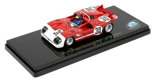 1/43 アルファロメオ ティーポ33/3 1971年 ワトキンス・グレン 6時間レース優勝車 #30 ロニー・ピーターソン TSM124307